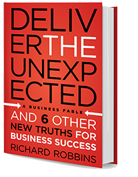 Deliver The Unexpected
