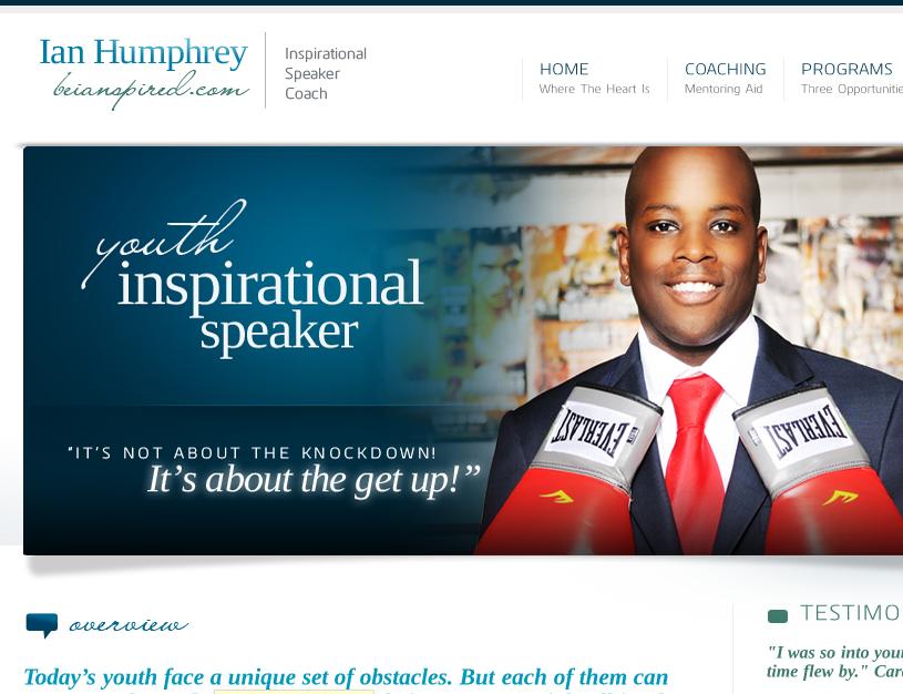 Kimanzi's Site Image