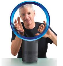Sir James Dyson Blade-Less Fan