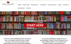 Next Century Publishing Site Image