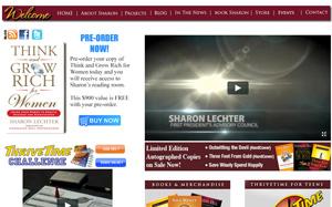 Sharon's Homepage