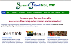 Susan Fitzell's web Site