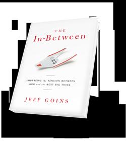 Jeff Goin's Book The In-Between